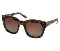 Sonnenbrille 'Dael' braun