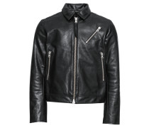 Lederjacke 'Tracker Leather Jacket'