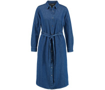 Blusenkleid blue denim