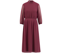 Kleid burgunder