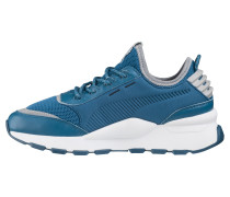 Sneaker 'rs-0 Optic Pop' blau / silber