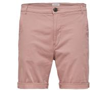 Chino Shorts altrosa
