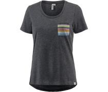 Shirt dunkelgrau / mischfarben