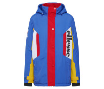 Jacke 'alto' blau / gelb / rot