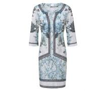 Jersey-Kleid mit 3/4-Arm