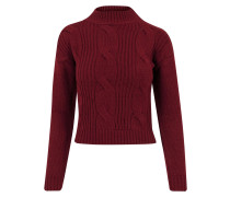 Sweater burgunder