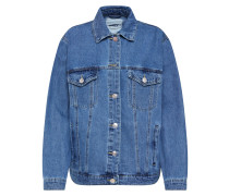 Jacke 'onlCAROLINE' blue denim