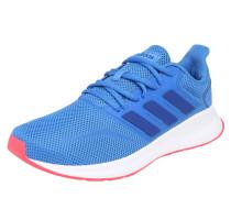 Schuhe 'runfalcon' blau / pink