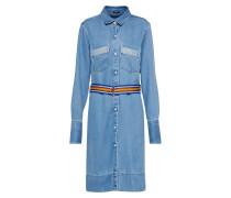 Blusenkleid 'mazarine' blue denim