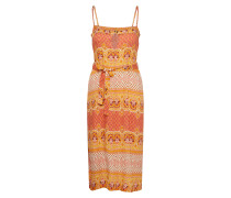 Sommerkleid 'sunday Social' orange