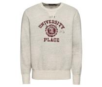 Sweatshirt 'vintage Fleece-Lsl-Knt'