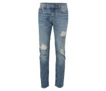 Jeans 'slim Straight - Loki Blue'