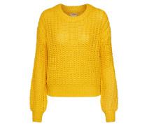 Pullover 'alberto' goldgelb