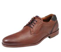 Schuhe karamell / schwarz