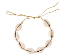 Armband 'Cowrie Shell Cord'