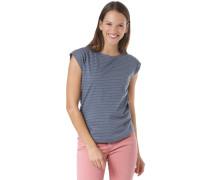 T-Shirt 'Ubud' grau