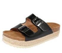Sandalen '69926' schwarz