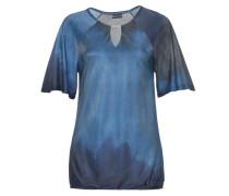 Shirt blau / marine