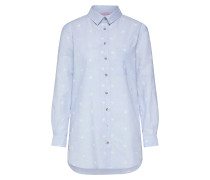 Nachthemd 'Menshirt Chambray Embroided'