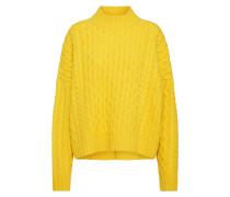 Pullover 'origano' gelb