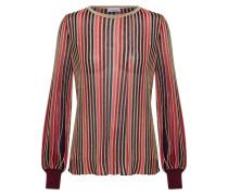 Pullover 'preludio' mischfarben / rot