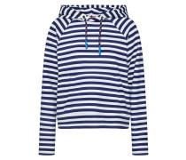 Sweatshirt kobaltblau