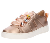 Sneaker 'Fergie' rosegold