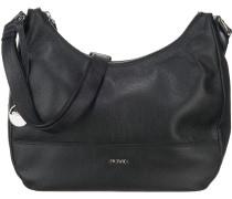 Handtasche 'Field' schwarz