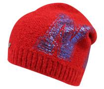 Mütze 'ny' rot