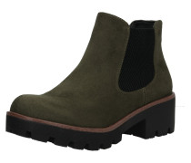 Chelsea Boots oliv