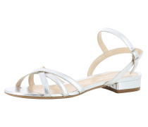 Damen Sandale Salvina silber