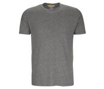 T-Shirt silbergrau