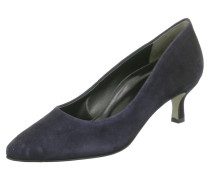 Pumps ultramarinblau