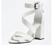 Sandalette 'Korra' weiß