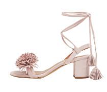 Sandalette altrosa