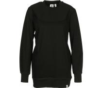 Sweatshirt 'xbyo' schwarz