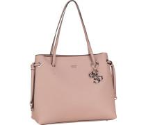 Handtasche ' Digital' nude / pink