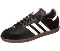 917228b0bb53e2 Sneaker  Samba  schwarz   weiß. adidas