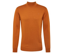 Pullover orange