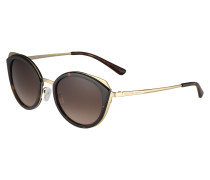 Sonnenbrille 'charleston' braun
