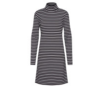 Kleid 'Aliddy' creme / schwarz