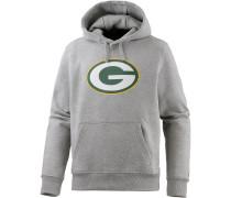 Hoodie 'green BAY Packers' grau