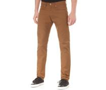 'Vicious' Jeans braun