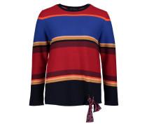 Pullover blau / gelb / rot