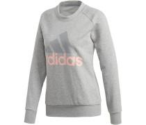 'Essentials' Sweatshirt grau