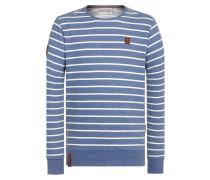 Sweatshirt 'Meidericher V' blau