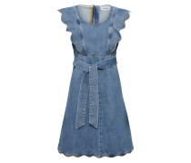 Kleid 'detto' blue denim