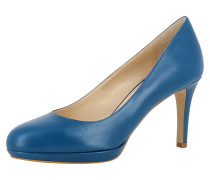 Pumps 'bianca' blau