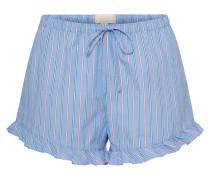 Shorts mit Rüschen 'poplin'