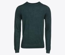 Pullover 'Strick Lvl5 Merino fast dye' grün